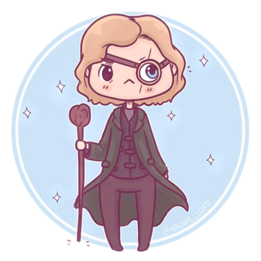 Harry Potter cute - Sticker 25