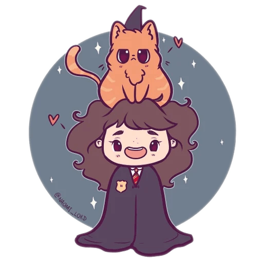 Harry Potter cute - Sticker 5