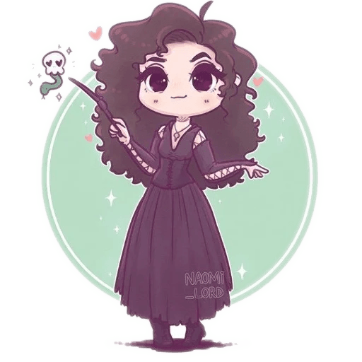 Harry Potter cute - Sticker 20