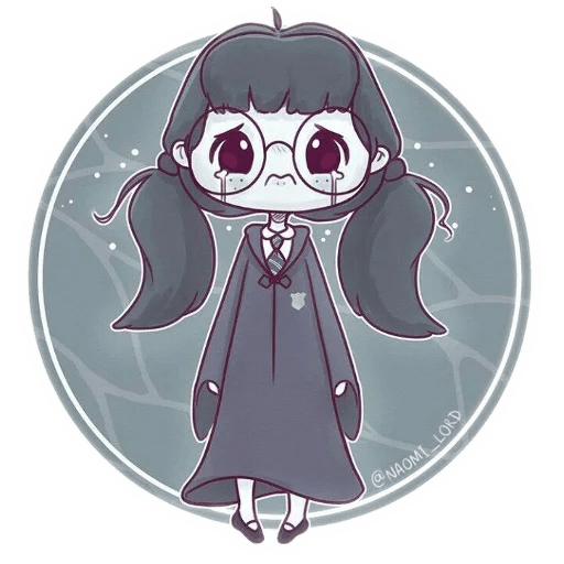 Harry Potter cute - Sticker 29