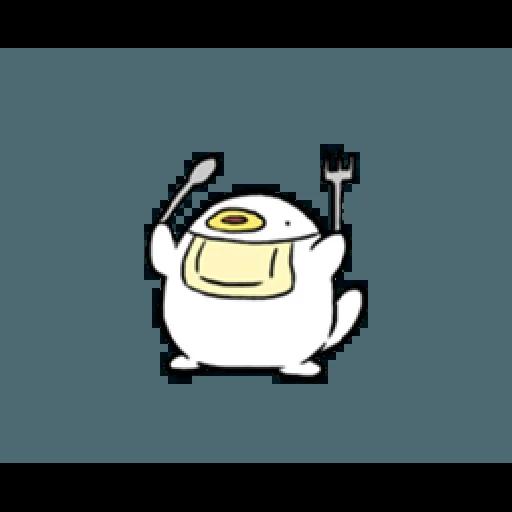 Baby Ogu's Happy Life - Sticker 7
