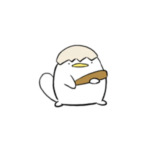 Baby Ogu's Happy Life - Sticker 14