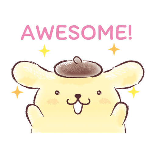 Pompompurin ball - Sticker 14