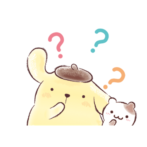 Pompompurin ball - Sticker 8