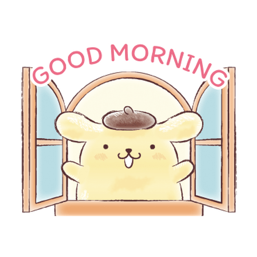 Pompompurin ball - Sticker 13