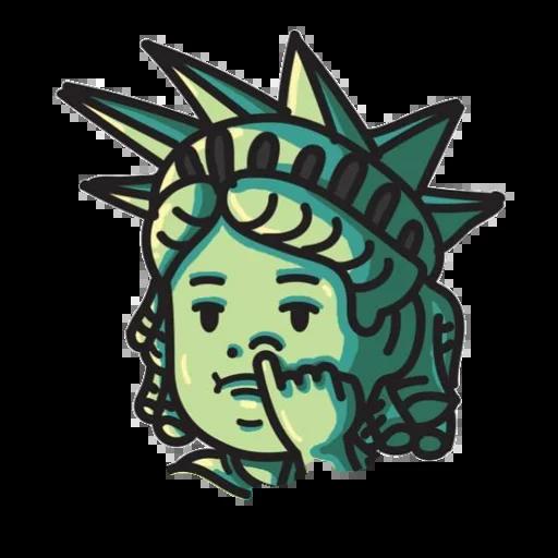 nose - Sticker 4