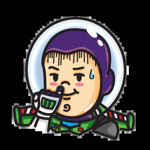 nose - Sticker 16
