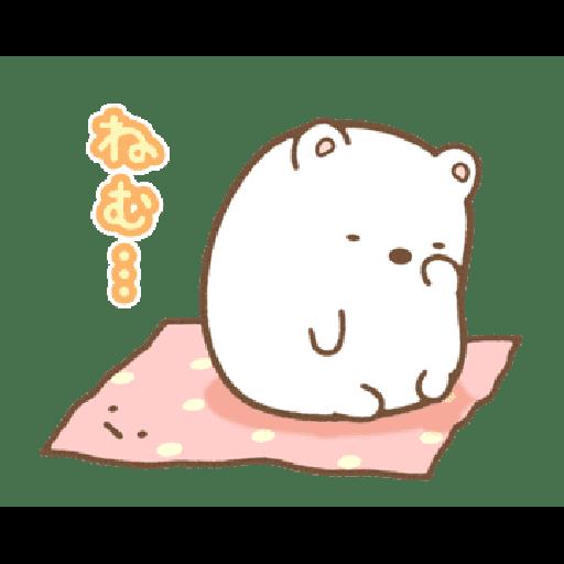 映画 すみっコぐらしスタンプ - Sticker 4