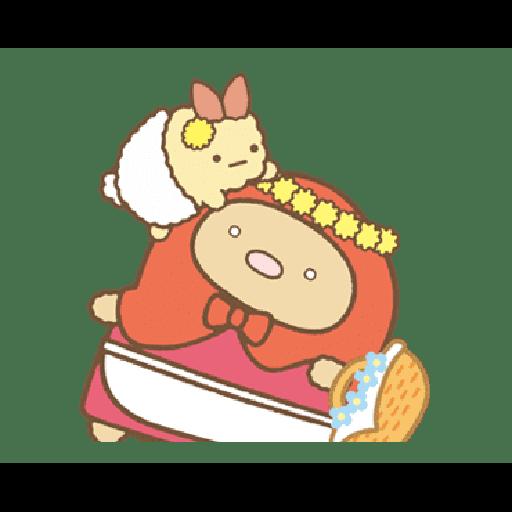 映画 すみっコぐらしスタンプ - Sticker 12