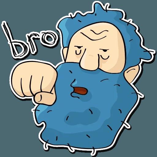 Hobos - Sticker 2
