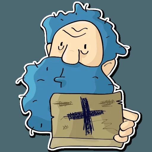 Hobos - Sticker 12