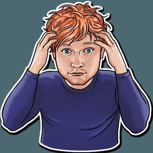 Sheeran - Sticker 4