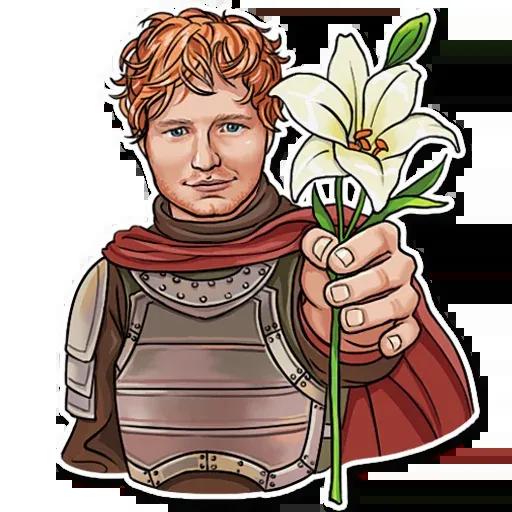 Sheeran - Sticker 8