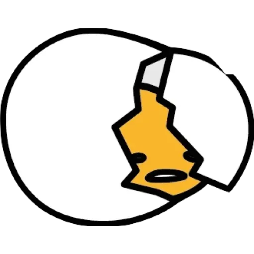 yellow egg - Sticker 8