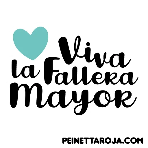Fallas - Mensajes falleros - Sticker 12