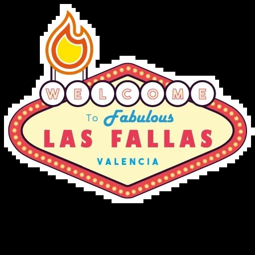 Fallas - Mensajes falleros - Tray Sticker