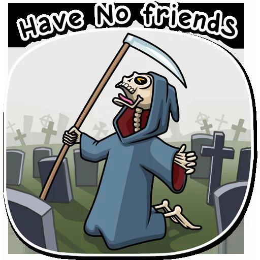ghost - Sticker 26
