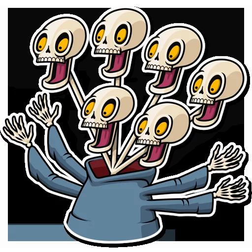 ghost - Sticker 24