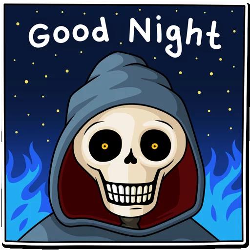 ghost - Sticker 18