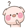 PIG - Tray Sticker