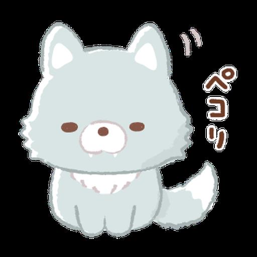Rilakkuma: Friends of Chairoikoguma - Sticker 4