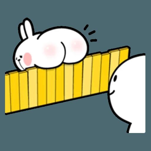 Spoiled rabbit 6 - Sticker 5