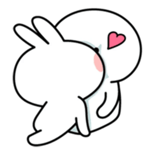 Spoiled rabbit 6 - Sticker 25