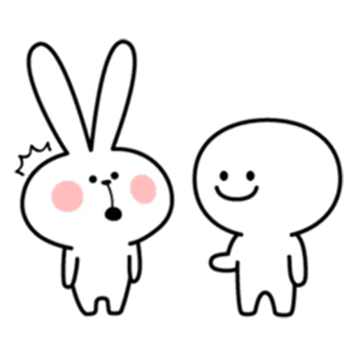 Spoiled rabbit 6 - Sticker 16