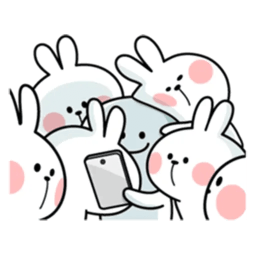 Spoiled rabbit 6 - Sticker 3