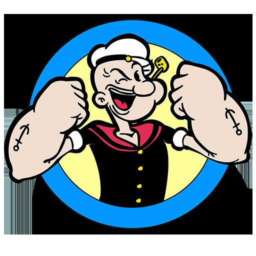 Cartoon Entertainment - Sticker 24
