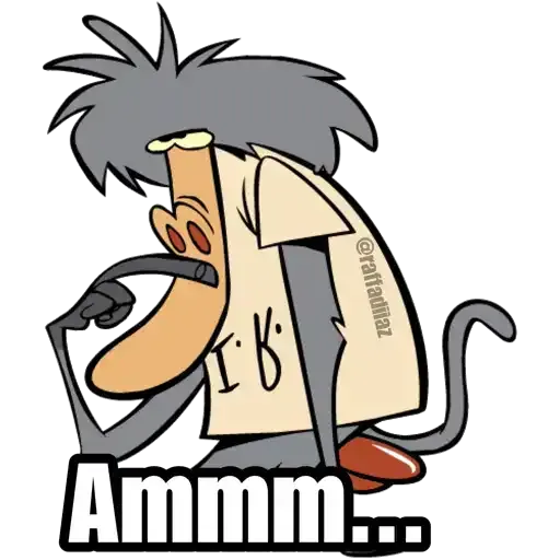 Cartoon Entertainment - Sticker 22