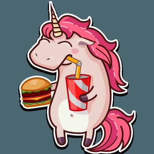 Stella unicorn - Sticker 13