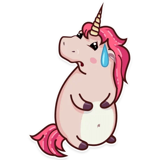 Stella unicorn - Sticker 4