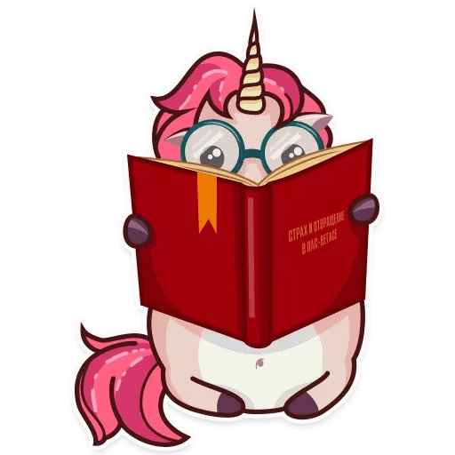 Stella unicorn - Sticker 19