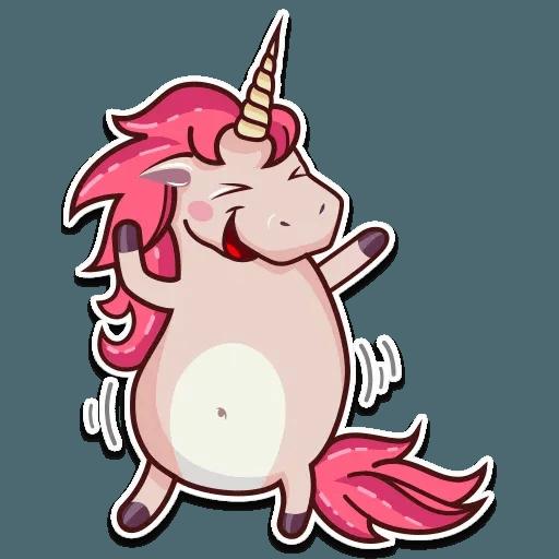 Stella unicorn - Sticker 20