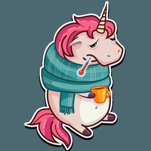 Stella unicorn - Sticker 14