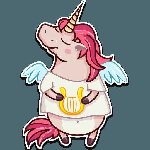 Stella unicorn - Sticker 6