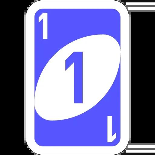 Uno1 - Sticker 15