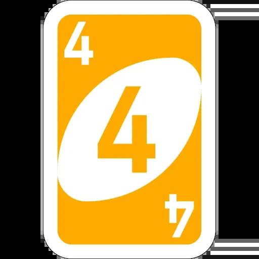 Uno1 - Sticker 30