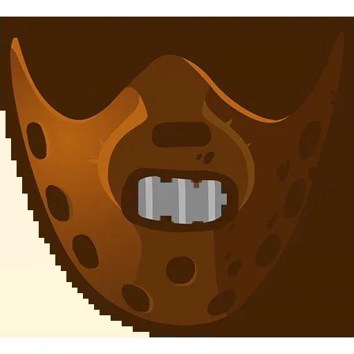 Masks IV - Sticker 11