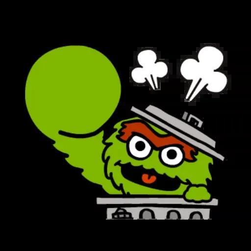 芝麻1 - Sticker 26
