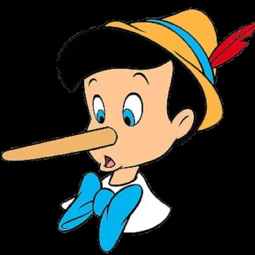 Pinocho PeGoFe  - Sticker 5