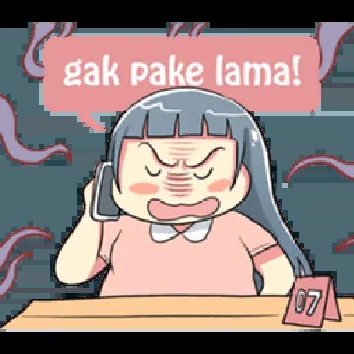 Dulu Gwe(n) Pernah - Sticker 23