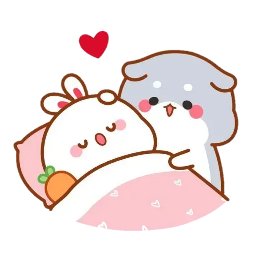 Cute Rabbit - @CelebritiesMood - Sticker 20