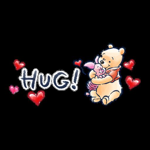 pooh 2 - Sticker 10
