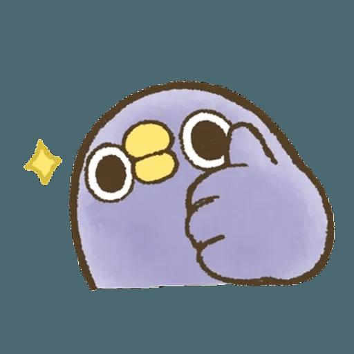 藍雀 1 - Sticker 26