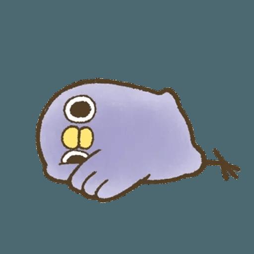 藍雀 1 - Sticker 28