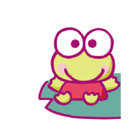 KEROKEROKEROPPI Emoji (Love) - 2 - Sticker 11