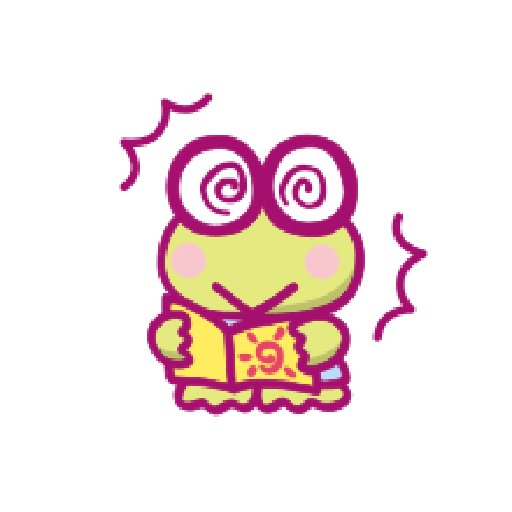 KEROKEROKEROPPI Emoji (Love) - 2 - Sticker 15