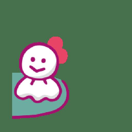 KEROKEROKEROPPI Emoji (Love) - 2 - Sticker 12
